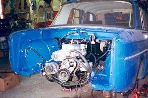 Renault 8 Gordini De Paul Silva